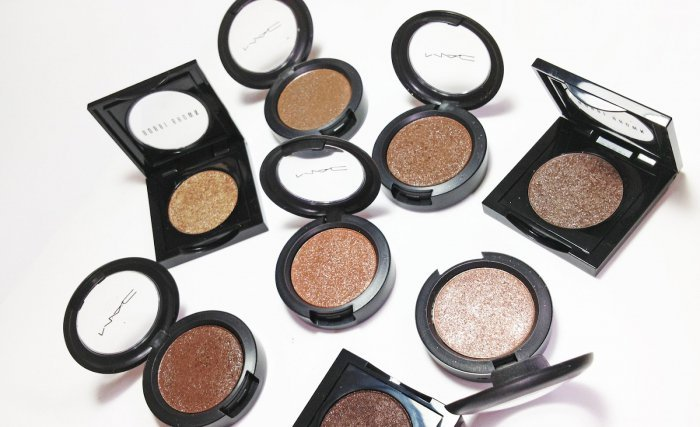 Одни тени, три кисти - Bobbi Brown Eyeshadow in Cement