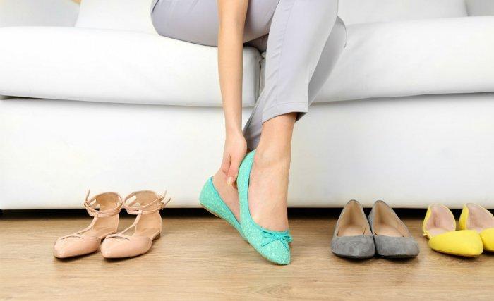 Как убрать запах из обуви за ночь