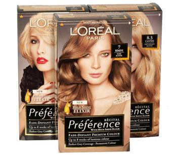 Покраска волос на фото онлайн