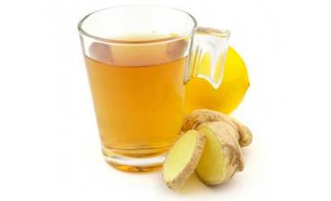 рецепт имбирного чая для похудения пропорции