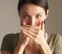 убрать запах изо рта желудок