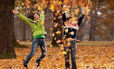Осенние каникулы в 2013 году а также