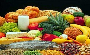 меню правильного питания на неделю для похудения