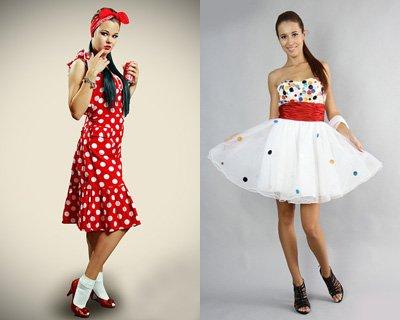 Платья в стиле стиляги с выкройками фото 875