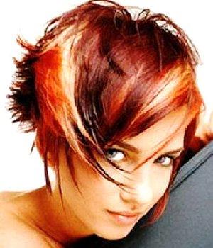Покрасить волосы в белый цвет - 9b692