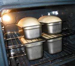 выпечка в духовке хлеба