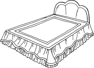 Как сшить красивое покрывало на кровать своими